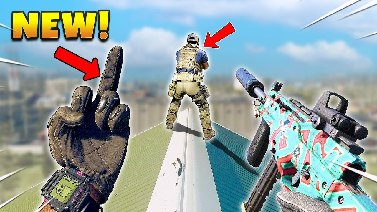 *NEW* WARZONE BEST HIGHLIGHTS! - Epic & Funny Moments #502