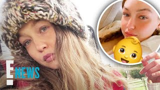 Gigi Hadid's Adorable New Selfie With Baby Girl | E! News