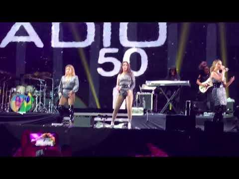 Fifth Harmony Scared Of Happy  At Vila Mix Festival São Paulo Brazil