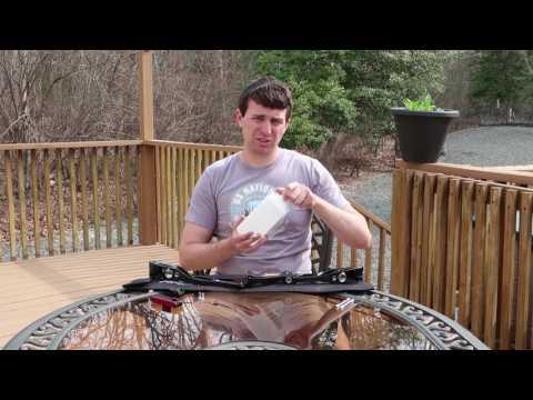 Building Your 1st Recurve Bow Riser