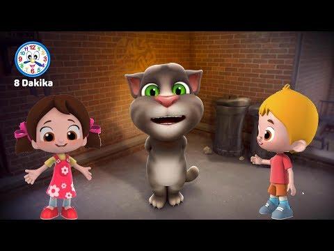 Konuşan Kedi   Tarkan Beni Çok Sev   Eğlenceli Çocuk Şarkısı
