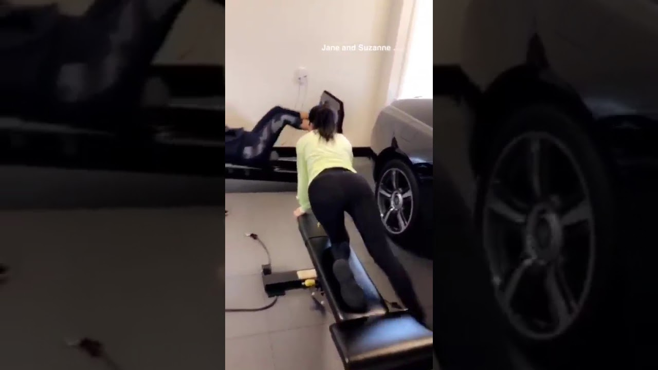 Instagram Story: Kourtney Kardashian 1 - YouTube