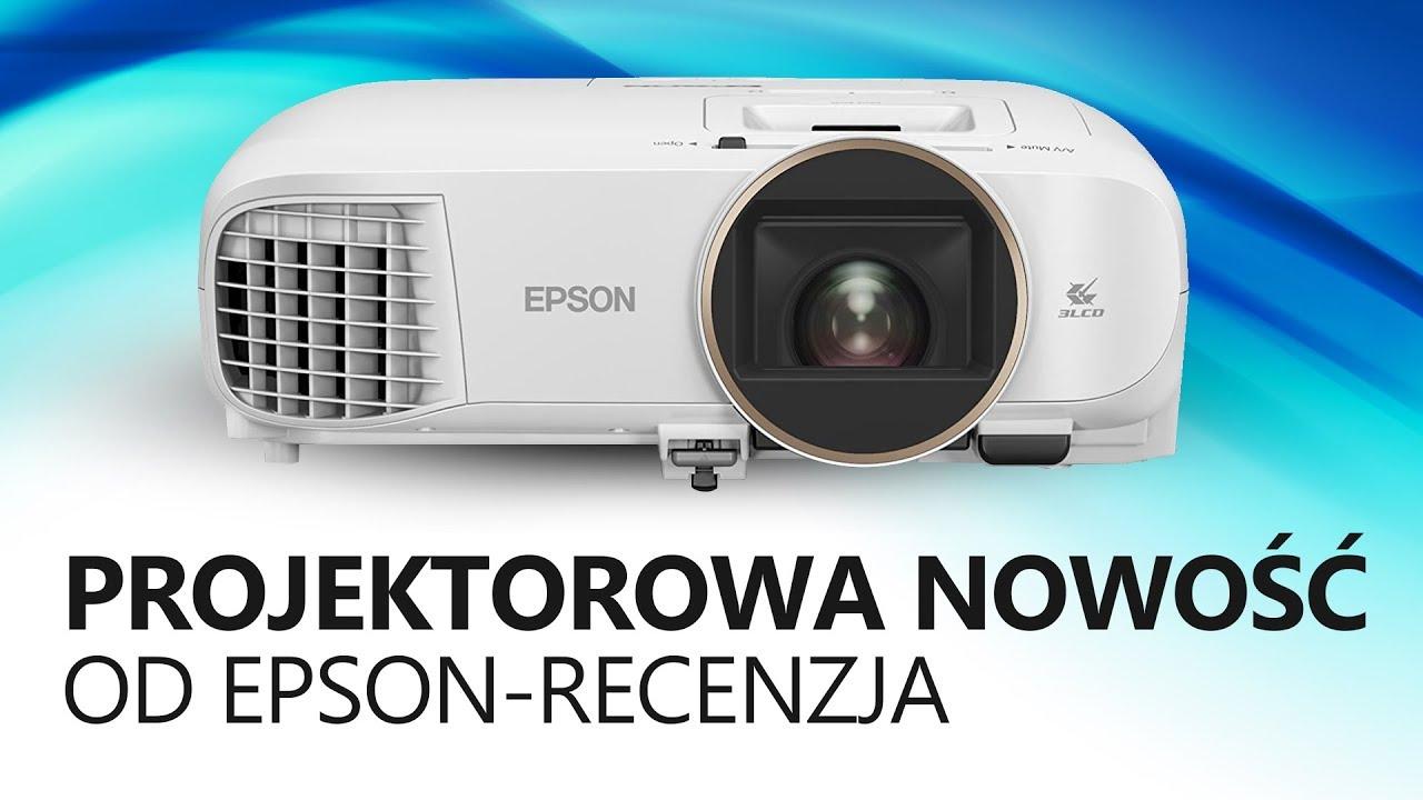 Nowość od Epson – Recenzja Projektora EH-TW5650