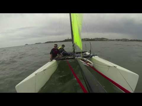 Hobie Tiger F18 yeppoon keppel bay sailing club