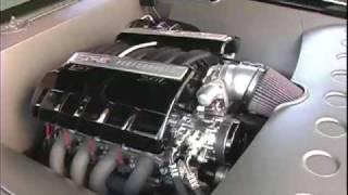 SEMA 2009 Video Coverage: 1977 Firebird Feature V8TV