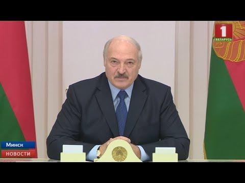 А. Лукашенко: Беларусь продолжит целенаправленно и спокойно защищать свой суверенитет