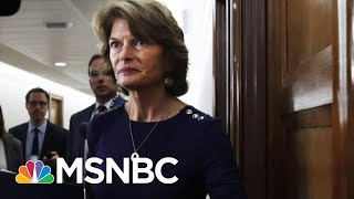Lisa Murkowski 'Disturbed' By McConnell's Coordination With WH On Impeachment | Hardball | MSNBC