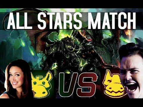 TI6 EPIC All Stars Match DOTA 2   KACI vs SLACKS PIT LORD
