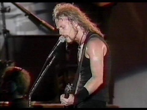 Metallica - Washington, D.C., USA [1992.07.17] Full T.V. Broadcast