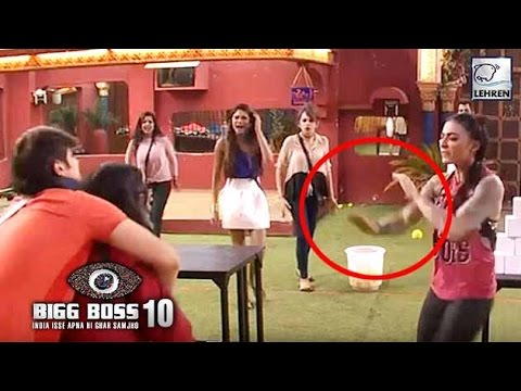Bigg Boss 10: Swami Om PEES AND THROWS On...