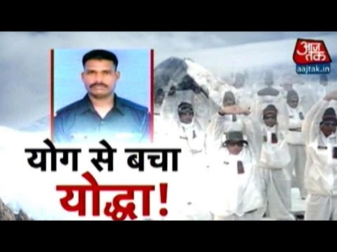 Siachen's Lone Survivor Is A Yoga Expert, Used To Do Breathing Exercises