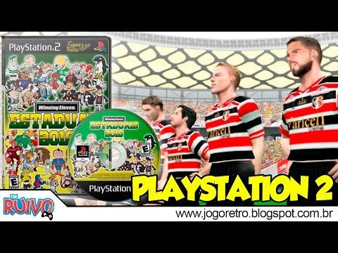 Patch WE Campeonatos Estaduais 2016 no Playstation 2 (195 CLUBES do BRASIL) from YouTube · Duration:  10 minutes 9 seconds