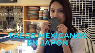 TACOS MEXICANOS EN JAPÓN