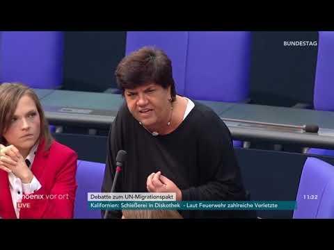 Migrationspakt: Realsatire im Bundestag – Israel ist antisemitistisch