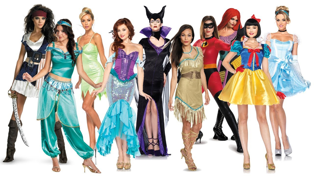 10 best disney halloween costume ideas for women