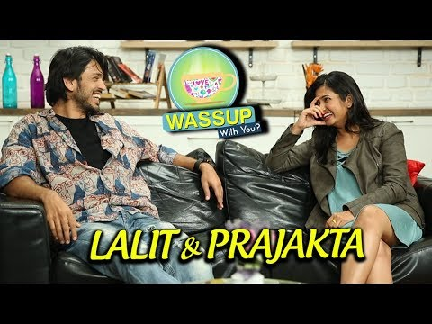 WassUp With You | S02E01 | Lalit Prabhakar & Prajakta Mali | Hampi Marathi Movie 2017