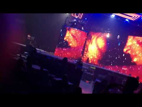 Kygo First Time ft Ellie Goulding Live @ ShoWare Center Seattle/Kent 4/10/2018