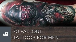 70 Fallout Tattoos Tattoos For Men