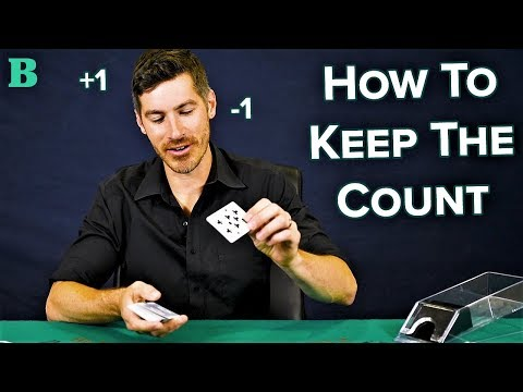 How to Keep the Count (with all the distractions of a casino)