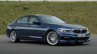 BMW Alpina B5 2018 Car Review