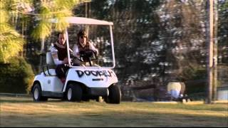 Jackass Golf cart crash
