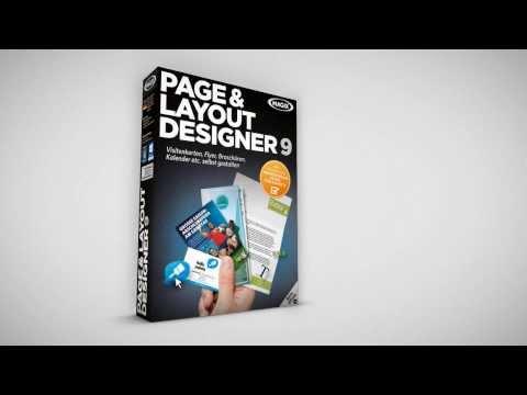 MAGIX Page & Layout Designer 9 (DE) - Flyer Erstellen