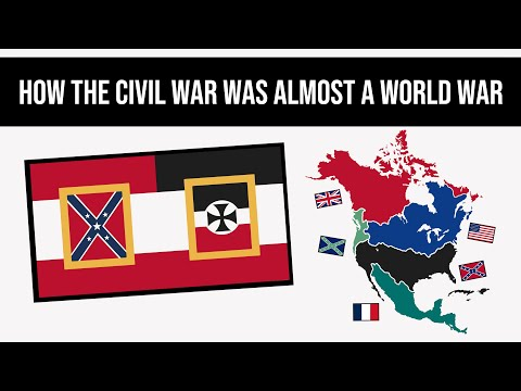 How The Civil War Almost Became A World War | What If