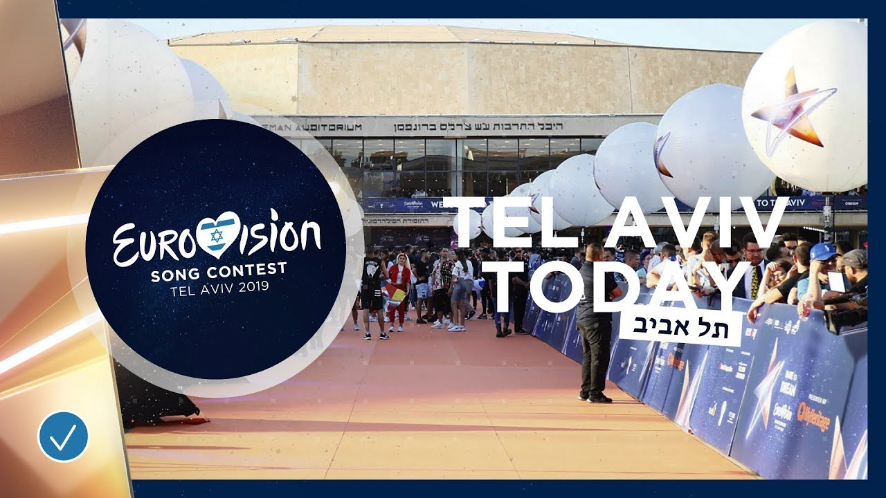 TEL AVIV TODAY - 12 MAY 2019 - Artists shine on the Orange Carpet