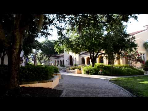 Rollins College Walking Tour in Winter Park