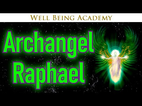 🔴 🕊️ Archangel Raphael Healing Your Mind, Body And Spirit; Rejuvenate Your Physical Vitality