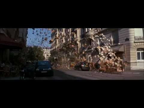 INCEPTION music video (Edith Piaf - Non, Je ne regrette rien)