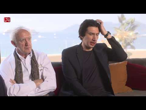 Interview Jonathan Pryce & Adam Driver THE MAN WHO KILLED DON QUIXOTE