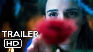 Beauty and the Beast Official Teaser Trailer #1 (2017) Emma Watson, Dan Stevens Fantasy Movie HD