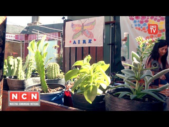 CINCO TV - Se inauguró la nueva sede de la asociación A.I.R.E de Don Torcuato