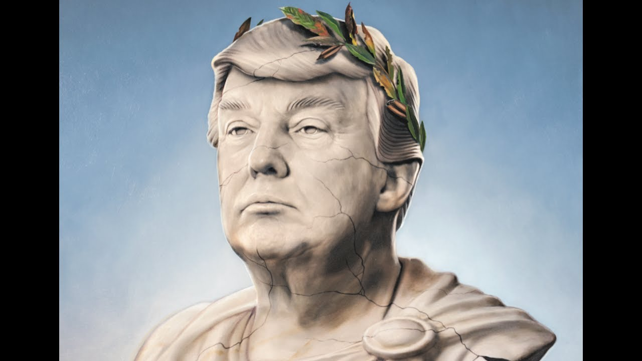Image result for trump caesar
