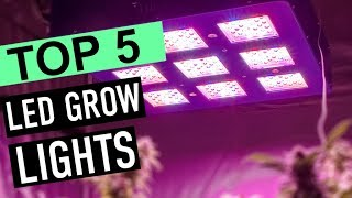 BEST 5: Led Grow Lights