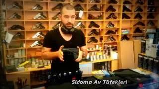 Retay G17 Glock KuruSıkı Tabanca TEST