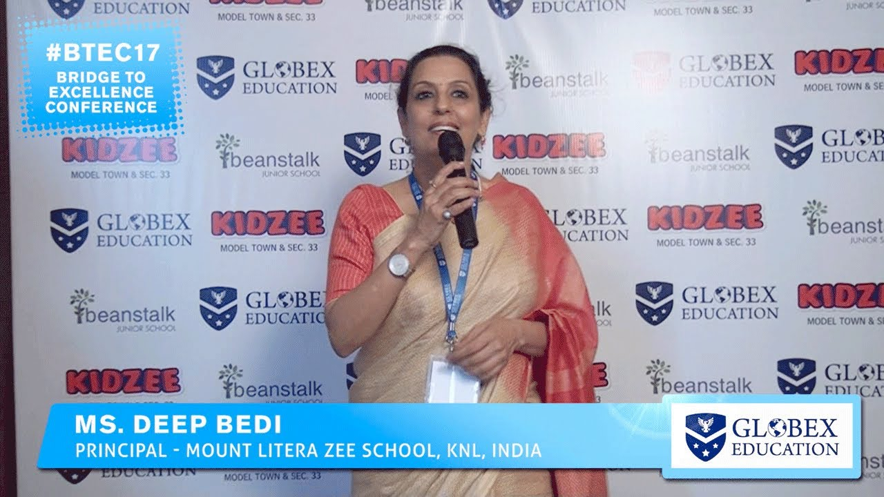 Globex Education Bridge To Excellence Conference Testimonial By Ms