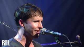James Blunt - You're beautiful en live dans le Grand Studio RTL - RTL - RTL