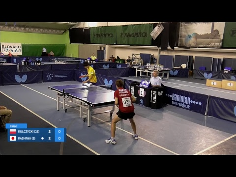 2018 Slovak Junior Open - Day 4 afternoon
