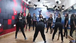 JASMINE SANDLAS feat GARRY SANDHU | ILLEGAL WEAPON INTENSE | Latest Dance workshop 2018