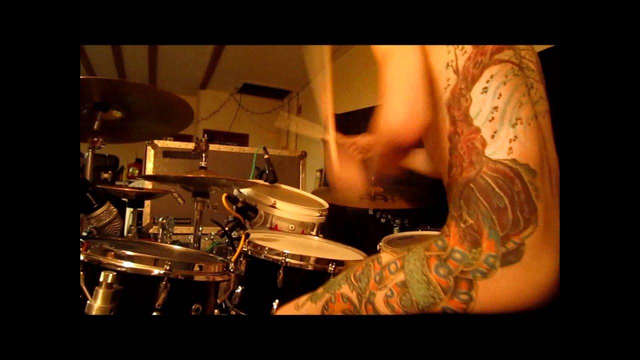 Milk nude female taiko drummers