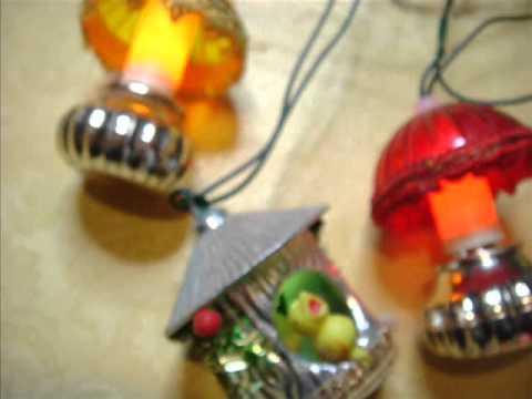 Nuova collezione lucine vintage albero di natale youtube for Obi albero di natale