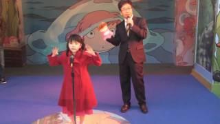 藤岡藤巻と大橋のぞみアーティスト写真