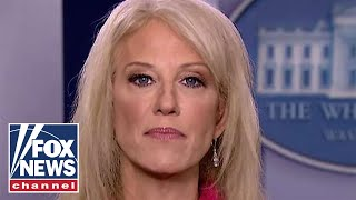 Conway defends Trump's decision to order the airstrike against Soleimani