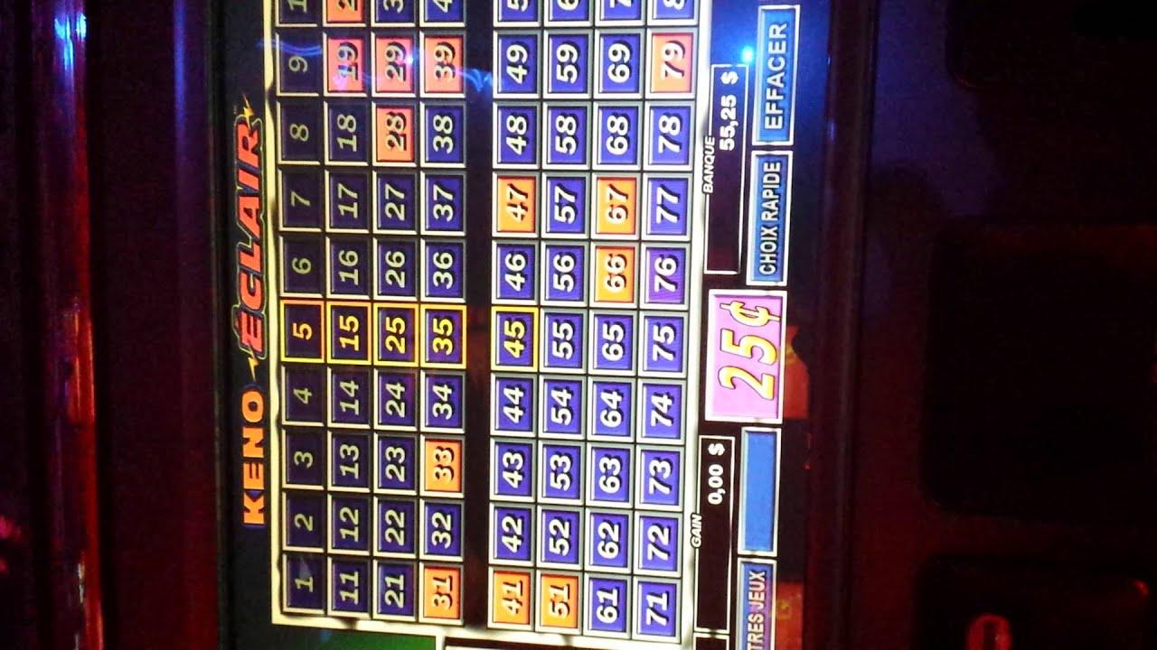Keno montreal casino
