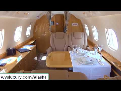Private Jet Air Charter Flight Service To or From Anchorage, Fairbanks, Juneau, AK Empty Leg Near Me