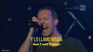 Coldplay - Magic |Letra| Lyrics
