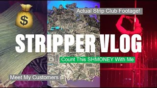 STRIPPER VLOG SUNDAYS: Come To Work With me
