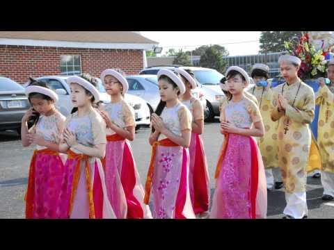 Nha Tho Duc Me Vietnam - Dang Hoa - 05/01/2011
